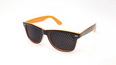 Occhiali stenopeici Classic Orange Dual Dream ® foto 1