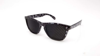 Occhiali stenopeici Trend Turtle Black Dual Dream ® foto 1
