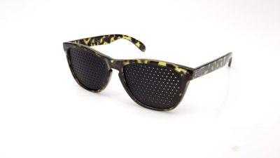 Occhiali stenopeici Trend Turtle Green Dual Dream ® foto 1